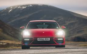 The Clarkson Review 2017 Porsche Panamera Turbo