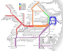 Sydney Subway Map by Transport Transport Sydney Page 13