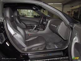2010 corvette interior black interior 2010 chevrolet corvette zr1 photo 57489465