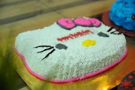 cara membuat hiasan kue ulang tahun anak inspirasi kue ulang tahun hello kitty yang bisa kamu buat sendiri