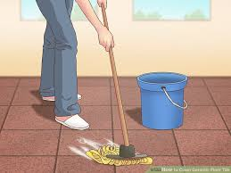 3 ways to clean ceramic floor tile wikihow