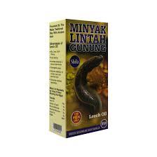 shifa minyak lintah gunung 30 ml al barakah health beauty mart