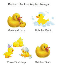 duck baby shower rubber duck water bottle labels stickers pavia