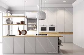 white and wood kitchen cabinet ideas 25 white and wood kitchen ideas