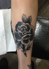 33 best rose flower tattoo images on pinterest draw