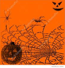 halloween spiders halloween spiders webs illustration