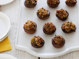 sausage stuffed mushrooms recipe ina garten food network