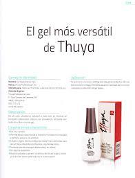 press review thuya thuya professional line english