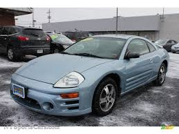 2003 Mitsubishi Eclipse Gs Coupe In Steel Blue Pearl 177389