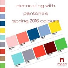 decorating with pantone u0027s spring 2016 colours spring pantone