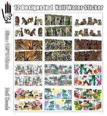 online get cheap tiger nail art aliexpress com alibaba group