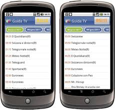 tv guide for android tv guide jappit
