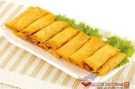 cuisine chinoise nems nems au porc recette chinoise