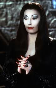Addams Family Costumes Halloween 25 Morticia Addams Ideas Morticia Addams