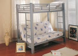 futon metal bunk beds with futon 3 wonderful futon bunk bed
