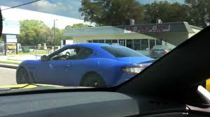 chrome blue maserati matte blue maserati granturismo mc stradale fly bys youtube