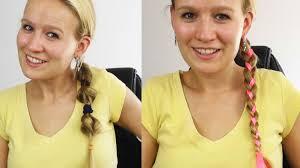 Coole Einfache Frisuren Lange Haare by Einfache Frisuren Für Lange Haare Tolle Kinderfrisuren