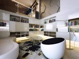 interior amusing black and white living room decoration using