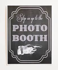 photo booth sign printed photo booth sign photo booth prop photobooth prop