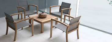 Modern Garden Table Botania Xqi Teak Garden Lounge Furniture Luxury Teak Furniture