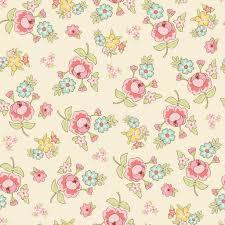 Flower Fabric Design Vintage Flower Patterns Riley Blake Designs Vintage Baby