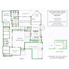 small house plans with courtyards small house plans with courtyard house plans