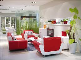 Red Leather Sofa Sets Living Room Red White Leather Sofa Set Nice Gray Shag Rug Glass