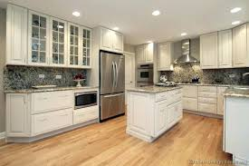 backsplash ideas for white cabinets and black countertops white kitchen cabinets backsplash ideas titanium granite white