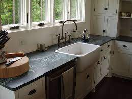 Kitchen Sinks With Cabinets Kitchen Pine With Black Soapstone Maple Kitchen Cabinet Wall