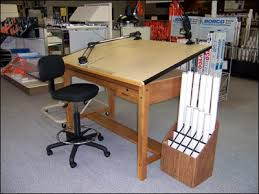 Drafting Table With Parallel Bar Furniture Drafting Chairs Tables Digitizing Tables