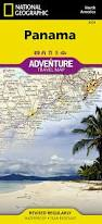 North America Wall Map by Panama National Geographic Adventure Map National Geographic