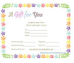 gift certificate template microsoft word 28 images of funny gift certificate template infovia net