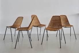 carlo graffi u0026 franco campo dining chairs orange furniture los