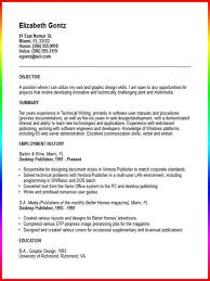 desktop publisher resume free resume example of simple resume format
