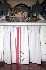 Kitchen Pantry Curtains 116 Best Feedsacks Images On Pinterest Feed Sacks Grain Sack