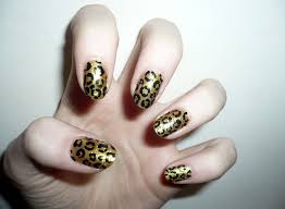 black and gold colour cheetah nail designs cool adias for