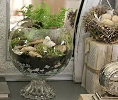 Decorative Bowls Home Decor Decoration Fish Bowl Planter Home Design Styles Fishbowl Hanging