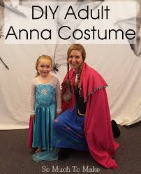 Anna Costume Diy Anna Costume So Much To Make