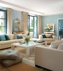 Blue Living Room Decorating Ideas Fionaandersenphotographycom - Living room design blue