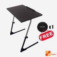 Foldable Laptop Desk by Ergonomic Adjustable Table Laptop Table Foldable Table Made In