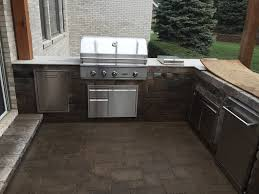 outdoor kitchen design center outdoor creations stone center of indiana