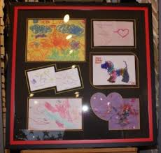 framed greeting cards 39 best creative matting framing ideas images on