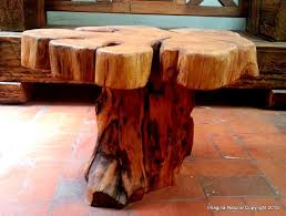 amazon com naturally unique cypress tree trunk handmade coffee