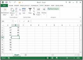 How To Do A Pivot Table In Excel 2013 How To Use The Histogram Tool In Excel