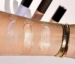becca first light priming filter review beauty professor a 10 product fotd with a burberry peach lip a cle