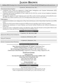 Air Force Resume Samples by Information Technology Resume Examples