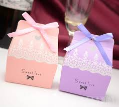 communion favors wholesale wholesale mini sweet pink candy gift favor boxes for wedding