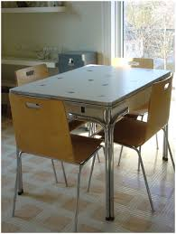 1950s Kitchen Furniture by Kitchen Remodel Metal Kitchen Table Sets Vintage Metal Kitchen