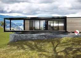 Modern Eco Green Modular Home Design - Modern modular home designs
