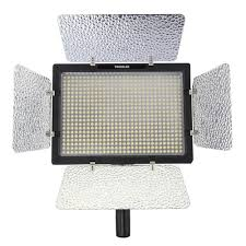 Yongnuo Yn 600 Pro Led Video Light Camcorder For Canon Amazon Co